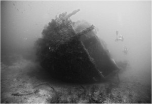 South Florida Wrecks - Mercedes