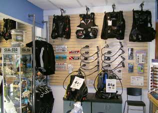 Ft Lauderdale Dive Shop