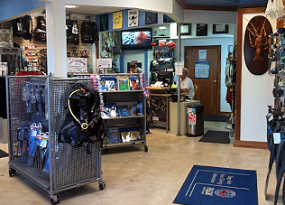 seaxp dive shop