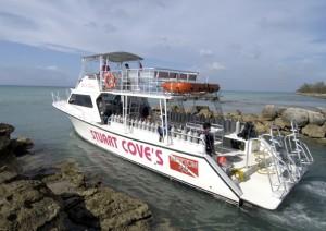 Stuart Cove's Dive Bahamas Internship