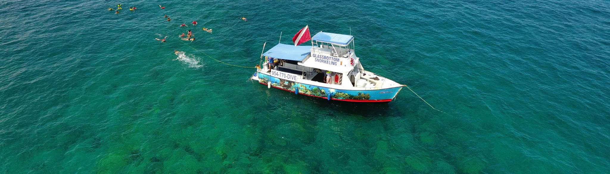 South Florida Wrecks | Sea Experience 954-770-3483